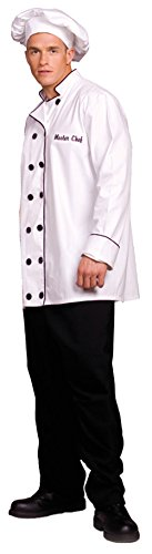 GTH M (Master Chef Adult Costumes)