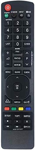 MYHGRC Nuevo Mando a Distancia de Repuesto para LG AKB72915207 Ajuste para LG TV: no se Requiere configuración del televisor Control Remoto Universal: Amazon.es: Electrónica