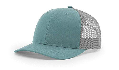 Richardson 115 Low Pro Trucker Blank Baseball Cap Hat ()
