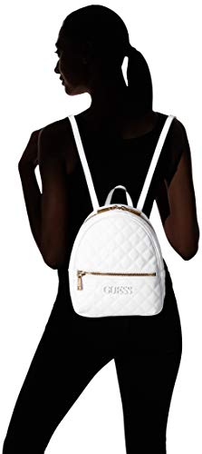 Backpack 22x29x10 Zaino white Guess X Cm L w Elliana 5 Donna Nero H Zx1qBI