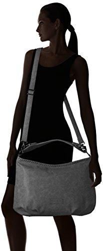 Fritzi aus Preußen Felipa - Bolso de hombro Mujer Schwarz (Black7)