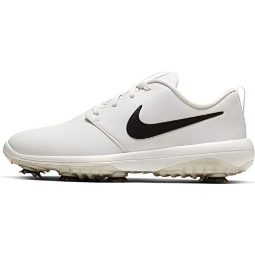 Nike Men's Roshe G Tour Golf Shoes (13 M US, Summit White/Black)