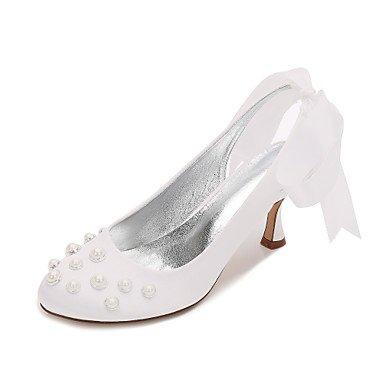5 Wedding Dress UK6 Flat Bowknot Heelivory Blue 5 Ruby Rhinestone Evening amp;Amp; Women'S US8 RTRY Champagne Shoes EU39 Comfort Party CN40 Satin Summer Wedding Spring fAFgpxq