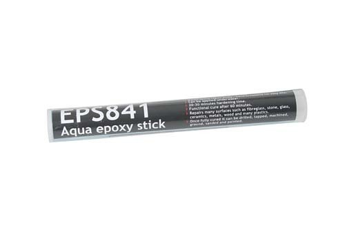 Barre d'appui multi beschädigungs réparation tube époxy kit sous-utilisé OSG