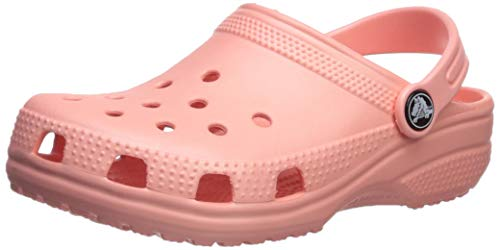 Crocs Kids' Classic Clog, melon, 3 M US Little Kid