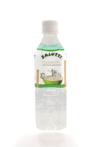 Salutti Coconut Drink Pulp Count product image