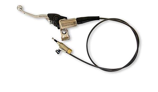 Magura Hidráulico sistema de embrague 0120522 - 10: Amazon.es: Coche y moto