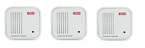 GM 3200- Mosquito Repeller (Electronic with LED) (Pack of 3)