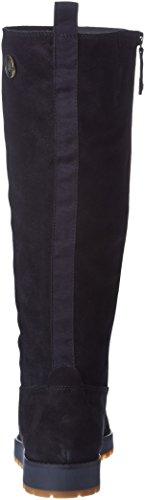 Tommy Hilfiger Women's R1285ita 4b Boots Blue (Midnight) Ye3cdr5Z