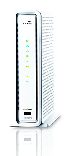 ARRIS SBG6900AC-RB DOCSIS 3.0 Cable / AC1900 Router