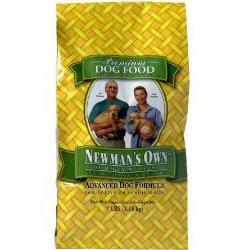 Newmans Own Advanced Dog Formula – Chicken – 25 lb, My Pet Supplies