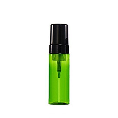 - 5 Oz Foaming Dispensers BPA Free Refillable Pump Soap Bottle (Green)
