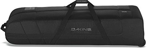 Rolling Bag Ski (Dakine Unisex Club Wagon 190 Wheeled Bag, Black, OS)