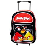 Angry Birds Large Rolling Backpack