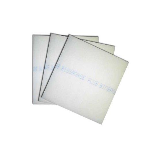 17 x 35 BioSponge plus air filter refill 6 pack One year supply