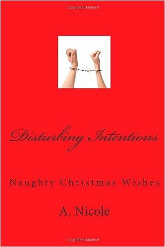 Amazon.com: Disturbing Intentions: Naughty Christmas Wishes (Volume ...