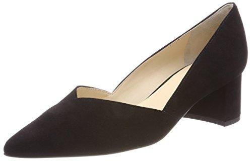 Högl 5-10 4522 0100, Escarpins Femme, Noir Noir (Schwarz)
