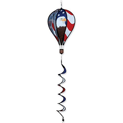 Hot Air Balloon 16 In. - Bald Eagle