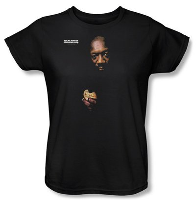 Womens: Isaac Hayes - Chocolate Chip Women's Black Size XL (Best Of Isaac Hayes Xl)