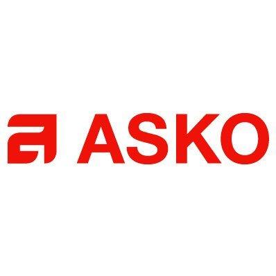 ASKO 8080303-0 One-Piece Door Panel White ()