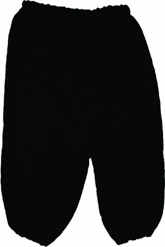 Alexanders Costumes Knickers, Black, Large