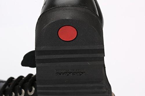 Taglie Kick 36 Womens Kickers Eu Colore 41 Nero Con Lo scarpe RPW0qA