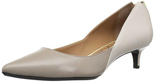 Calvin Klein Womens Grayce Pump Clay / Soft White
