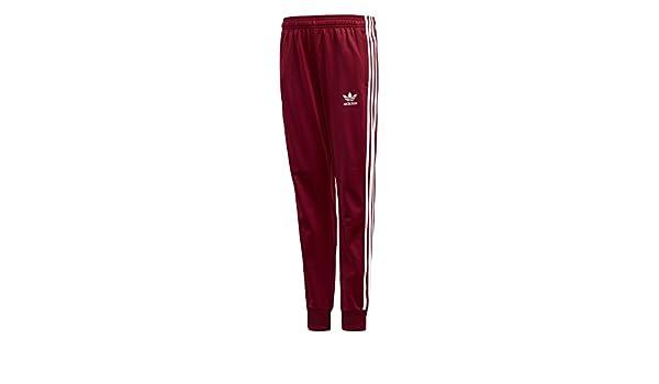 60170007f Amazon.com: adidas Kid's Originals SST Track Pants Collegiate Burgundy  dh2658: Clothing