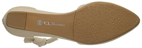 by Nubuck Toe WoMen Laundry Nude Sonje CL Chinese Pale Flat Pointed 7wUqSqOan