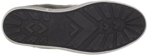 Blackstone BRAMPTON FUR AM32 - Botas de cuero para hombre Negro