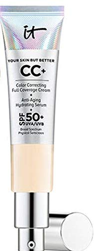 It Cosmetics Your Skin But Better CC+ Cream with SPF 50+ 1.08 Ounce - Fair