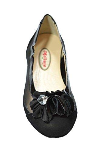 Nero Donna Scarpe N416 Ballerine Melluso x0Xnzz