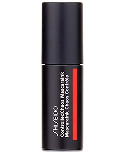 Shiseido Controlled Chaos Mascara Ink, 01 Black Pulse, 0.11 oz / 4 ml, Travel Sample Size ()