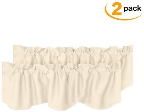 H.VERSAILTEX® Cortinas de lino para puerta corredera, 100% opacas, persianas extra largas y anchas, aislantes térmicos,...