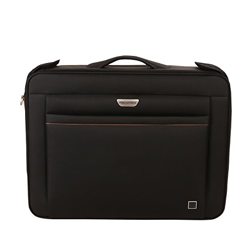 Ricardo Beverly Hills Mar Vista 2.0 39-Inch Carry-on Garment Bag, Black by Ricardo Beverly Hills