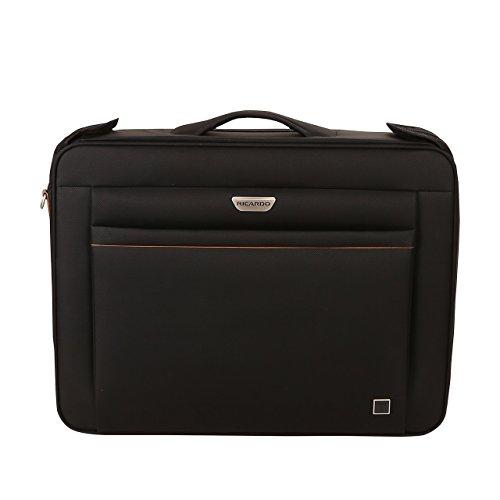 Ricardo Beverly Hills Mar Vista 2.0 39-Inch Carry-on Garment Bag, Black by Ricardo Beverly Hills