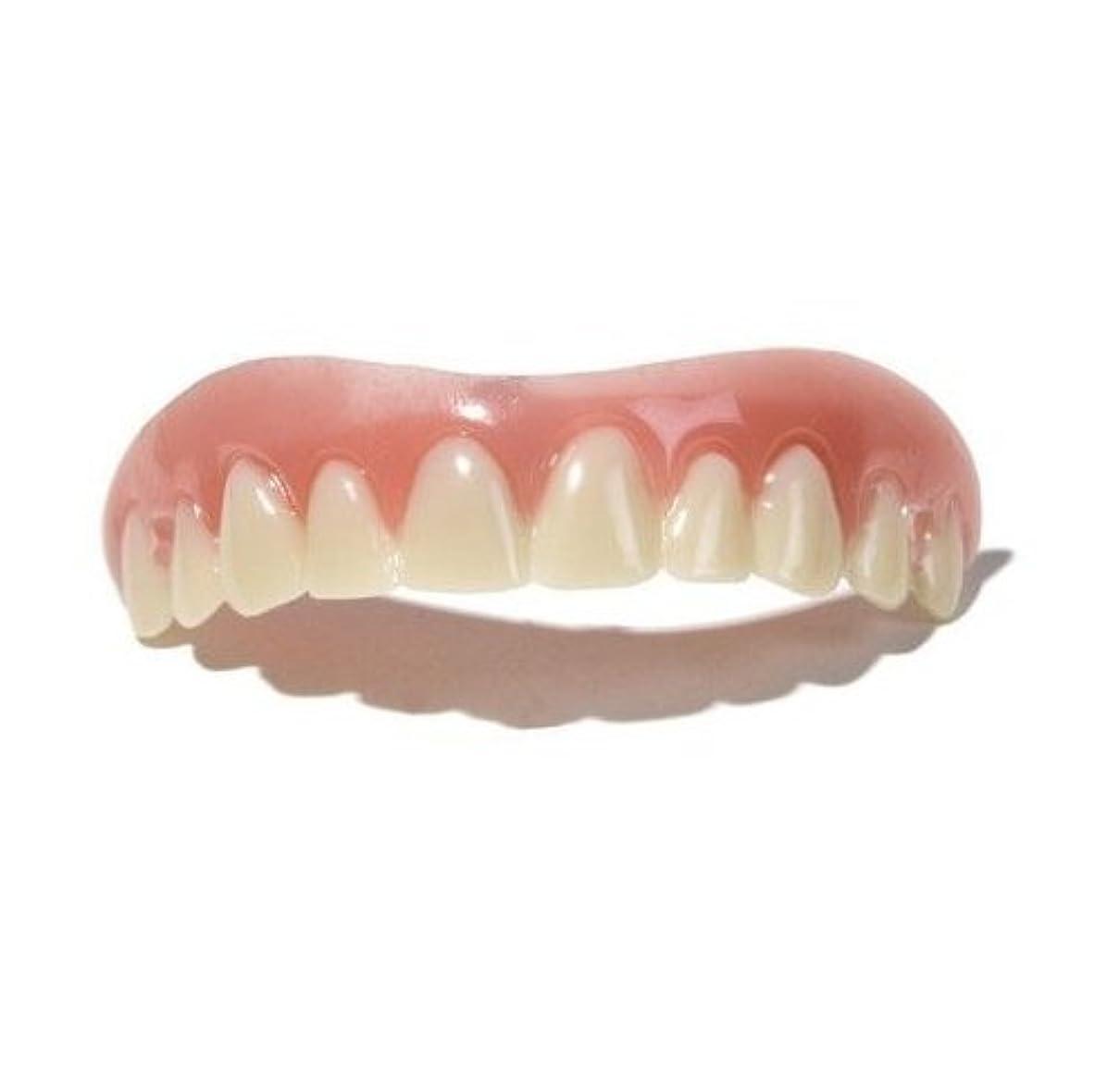 耐久と遊ぶタイピストインスタント 美容 つけ歯 上歯(free size (Medium)) [並行輸入品]