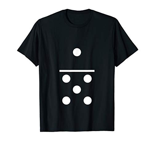 Halloween Costumes For A Group Of 5 (Funny Domino 1-5 Halloween Costume Dominoes Group Gift)