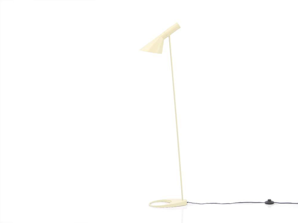 Arne Jacobsen (アルネヤコブセン) AJ フロアライト/ベージュ リプロダクト品 (東芝LED電球(電球色 LDA7L-H/60W)) B07F75VZKK オプション:東芝LED電球(電球色 LDA7L-H/60W)