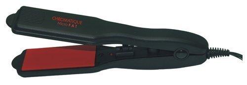 Chromatique Micro FAT 1'' Wide Plate Dual Voltage Travel Iron by Chromatique Professional