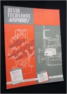Livres Revue technique automobile, n° 218, juin 1964 epub pdf