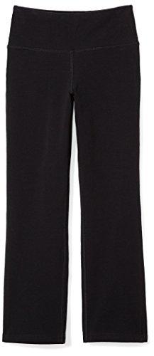 Cheap Starter Girls' Performance Cotton Yoga Pant, Prime Exclusive, Black, XS (4/5)