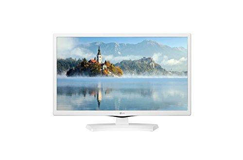 LG 24LJ4540-WU 24-inch HD LED TV - White (2017 Mod...