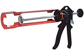 Aes Industries 76005 Caulk Gun, Big Brute Caulking Gun With Rotating Barrel