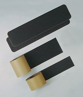 Alimed TAPE ANTI-SLIP BLK 6''X60' - 75764EA - 1 Each / Each by AliMed