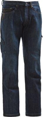 Under Armour Men's Workwear Blue Jeans Pants (BLUE, 34/32)