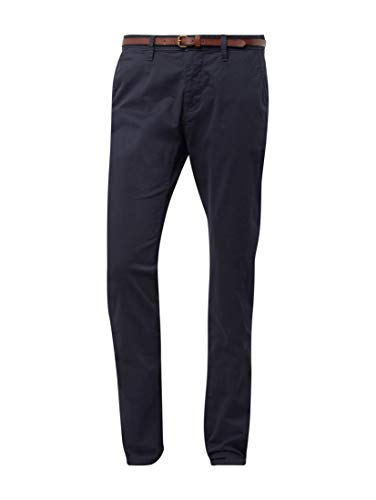 Tailor outer Uomo 34 Chino 33 Tom Essential Pantaloni Blue Casual Space Blu 11914 O0R0dnqx