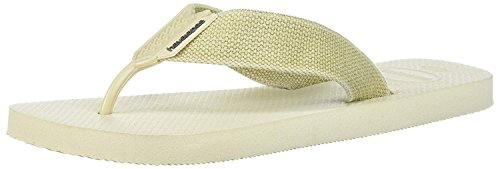 Pictures of Havaianas Men's Flip-Flop Sandals Urban Beige/Beige 1