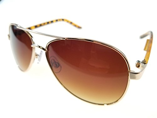 StaysOn Eyewear - Non-slip Sunglasses with Comfort Grip Technology - One Size Fits All - 100% UVA and UVB Protection (Aviator, - Bands Ray Aviators