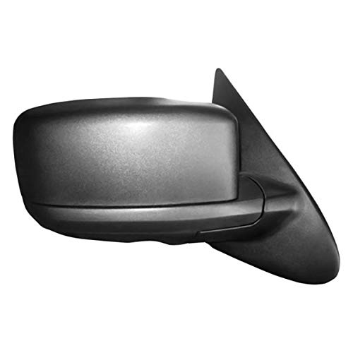 Replacement Passenger Side Power View Mirror (Heated, Foldaway) Fits Ford Expedition: Will Fit Models with Convenience Package.